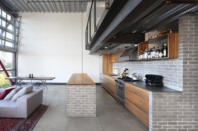 Mỗi căn một kiểu nhưng sau cải tạo, 2 phòng bếp này đều đẹp và tiện dụng đến bất ngờ  - Ảnh 7.