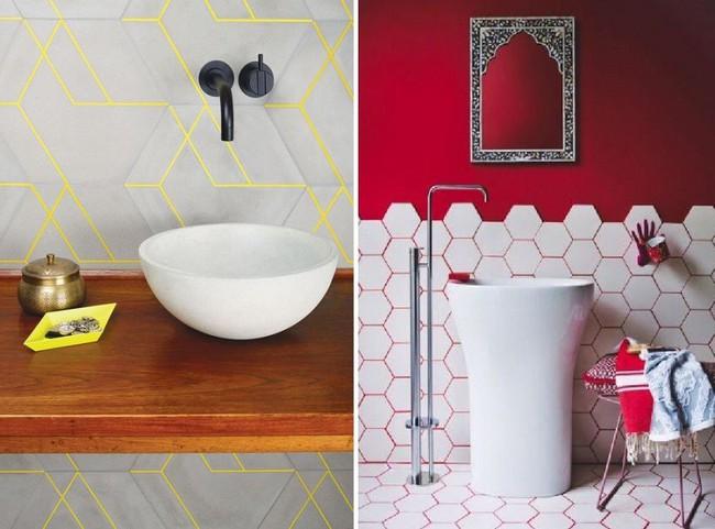 Nhà bạn sẽ là độc nhất vô nhị nếu như biết áp dụng xu hướng thiết kế hiện đại mới: sử dụng vữa và gạch tạo hoa văn - Ảnh 7.