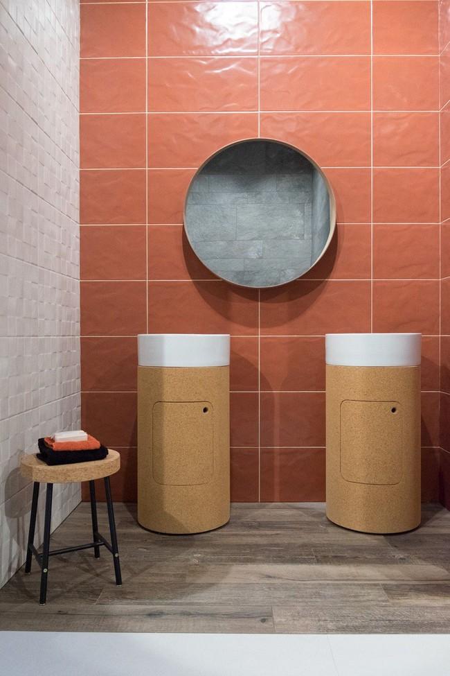 Nhà bạn sẽ là độc nhất vô nhị nếu như biết áp dụng xu hướng thiết kế hiện đại mới: sử dụng vữa và gạch tạo hoa văn - Ảnh 9.
