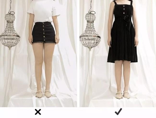 """Đùi to hay chân cong không còn đáng sợ nếu bạn biết bí kíp chọn ra kiểu váy """"nịnh dáng"""" nhất - Ảnh 2."""
