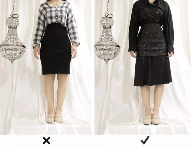 """Đùi to hay chân cong không còn đáng sợ nếu bạn biết bí kíp chọn ra kiểu váy """"nịnh dáng"""" nhất - Ảnh 4."""
