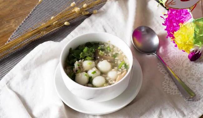 Bữa sáng ngon nhức nhối với món súp nóng hổi mới toanh siêu hấp dẫn - Ảnh 6.