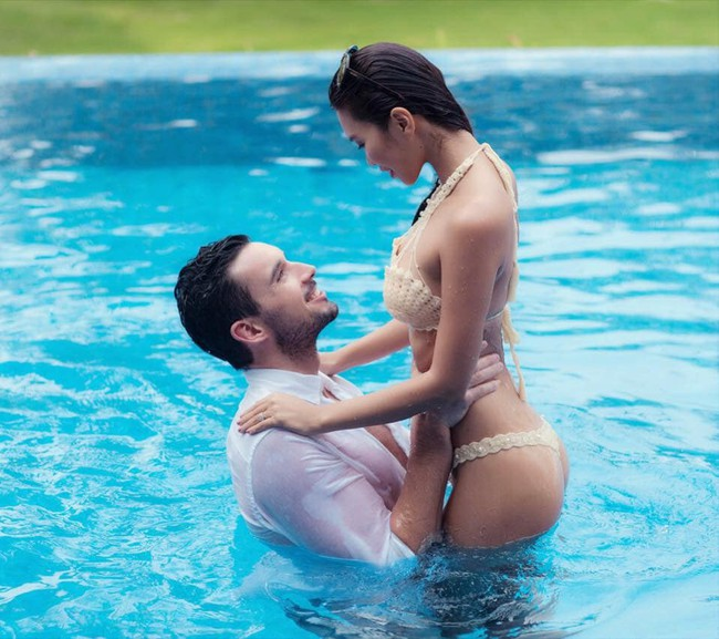 Hai năm sau đám cưới, chồng siêu mẫu Hà Anh đã không còn xem vợ là nữ hoàng - Ảnh 1.