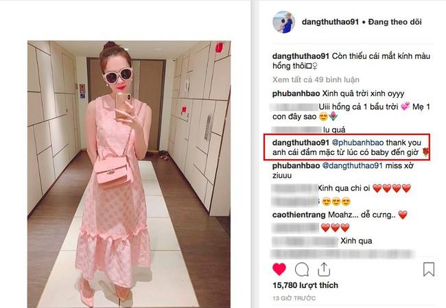 Diện cả bộ hồng từ đầu đến chân, HH Đặng Thu Thảo trót tiết lộ bí mật về chiếc váy mà cô đang mặc - Ảnh 2.