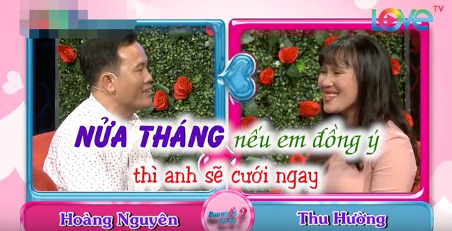 """Hy hữu tại """"Bạn muốn hẹn hò"""": Cát Tường - Quyền Linh bấm nút giùm cho cặp đôi khách mời trung niên - Ảnh 3."""