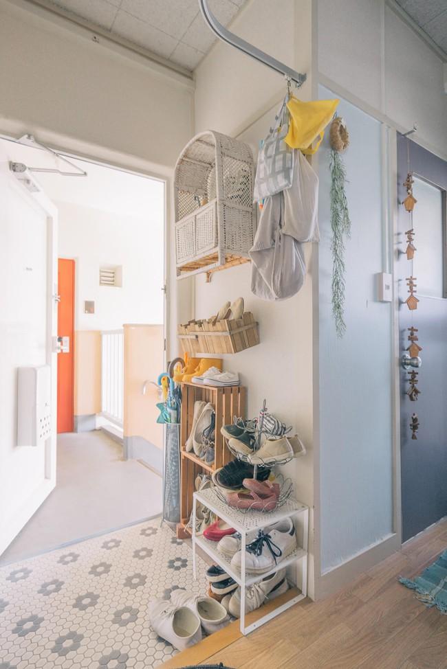 Căn hộ tràn ngập sắc màu hạnh phúc, góc nào cũng vô cùng đặc biệt của bà mẹ đơn thân với 2 con nhỏ ở Tokyo, Nhật Bản - Ảnh 10.