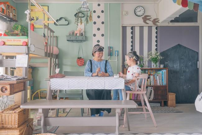 Căn hộ tràn ngập sắc màu hạnh phúc, góc nào cũng vô cùng đặc biệt của bà mẹ đơn thân với 2 con nhỏ ở Tokyo, Nhật Bản - Ảnh 14.