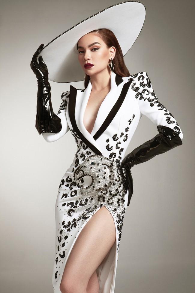 Ngắm nhìn loạt ảnh hóa thân siêu mẫu của Hồ Ngọc Hà, mới hiểu vì sao nữ hoàng giải trí Việt có một chiếc ghế tại Next Top châu Á - Ảnh 6.