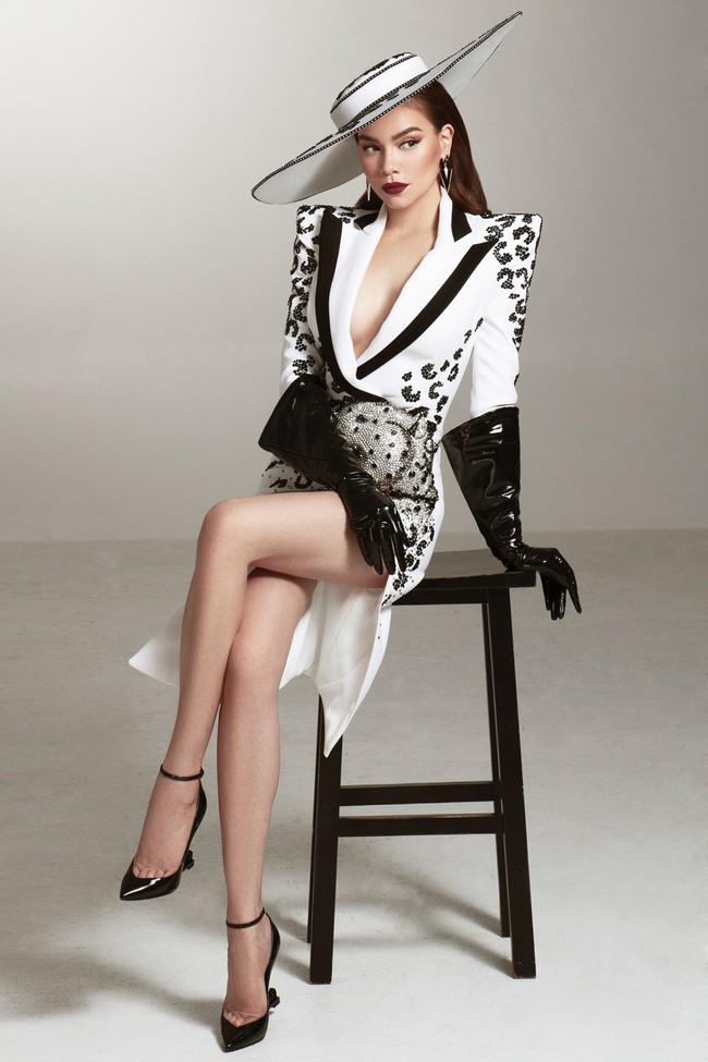 Ngắm nhìn loạt ảnh hóa thân siêu mẫu của Hồ Ngọc Hà, mới hiểu vì sao nữ hoàng giải trí Việt có một chiếc ghế tại Next Top châu Á - Ảnh 7.