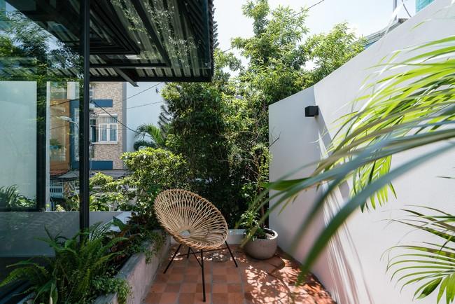 Ngôi nhà cấp 4 hóa biệt thự sân vườn đẹp thuyết phục tại Sài Gòn - Ảnh 22.