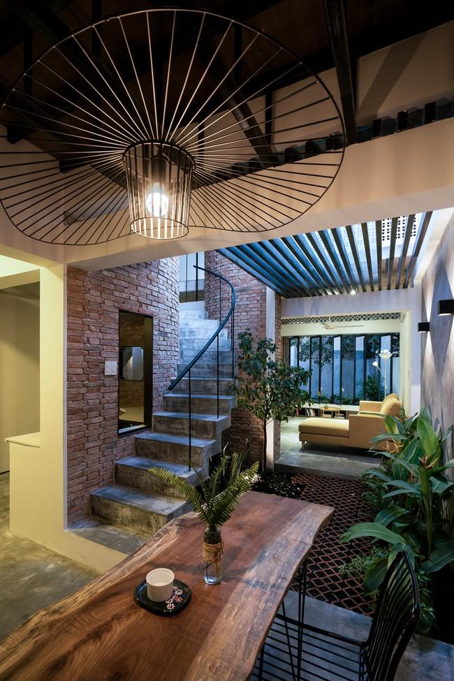 Ngôi nhà cấp 4 hóa biệt thự sân vườn đẹp thuyết phục tại Sài Gòn - Ảnh 13.