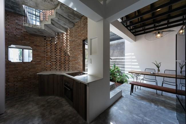 Ngôi nhà cấp 4 hóa biệt thự sân vườn đẹp thuyết phục tại Sài Gòn - Ảnh 11.