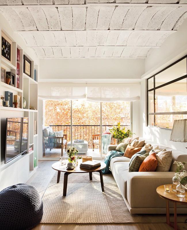Đây chính là căn hộ đáng mơ ước của bất cứ cặp vợ chồng trẻ nào - Ảnh 1.