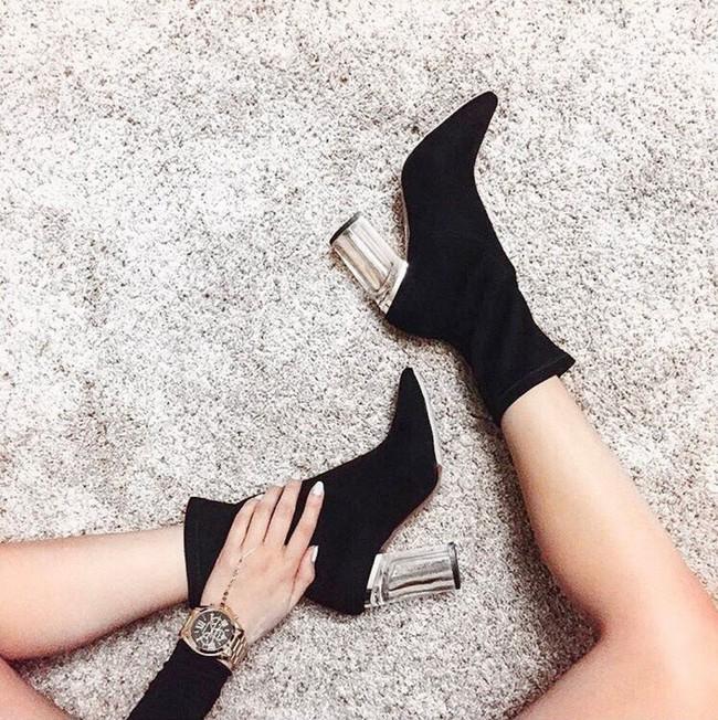 Nàng nào chẳng mê diện boots mùa lạnh, nhưng để sắm được đôi chuẩn mốt thì hãy xem ngay 4 gợi ý này - Ảnh 13.