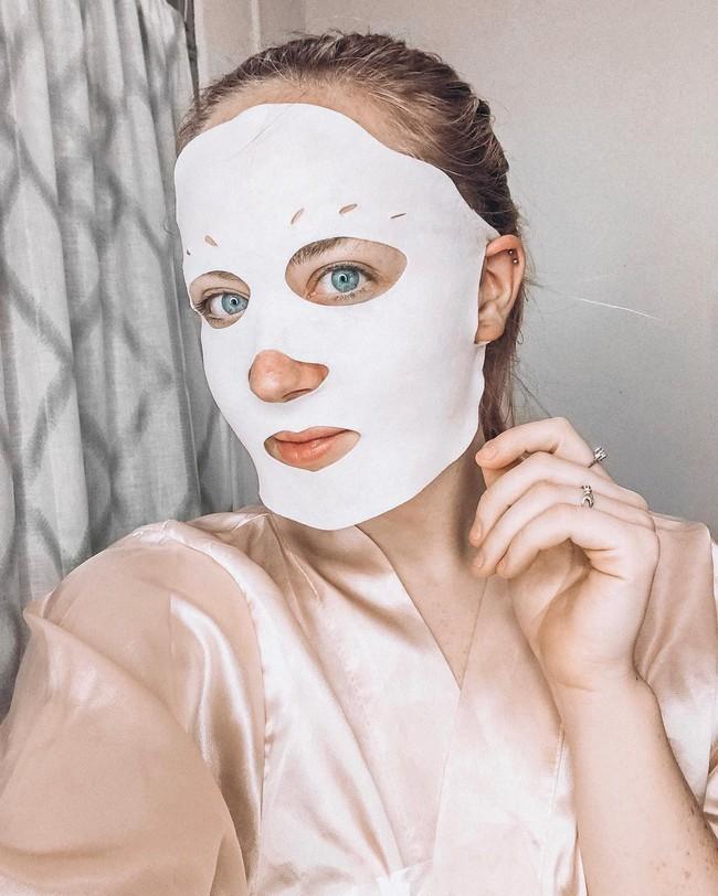 Không thích các loại mặt nạ giấy ướt nhẹp, các nàng có thể đổi gu sang dùng mặt nạ khô cực tiện này  - Ảnh 7.