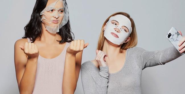 Không thích các loại mặt nạ giấy ướt nhẹp, các nàng có thể đổi gu sang dùng mặt nạ khô cực tiện này  - Ảnh 8.