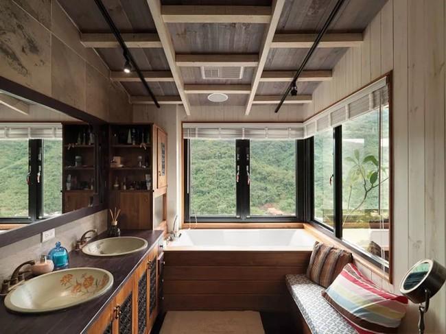 Biệt thự 180m² đẹp như mơ được thiết kế theo phong cách châu Âu của cô nàng độc thân - Ảnh 13.