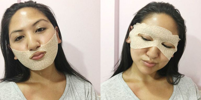 Không thích các loại mặt nạ giấy ướt nhẹp, các nàng có thể đổi gu sang dùng mặt nạ khô cực tiện này  - Ảnh 2.