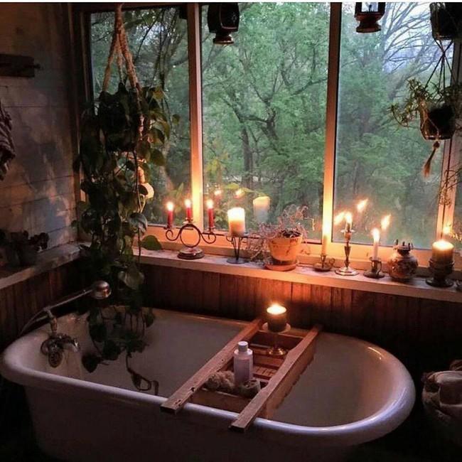 Đem cây xanh vào phòng tắm, xu hướng đang hot hiện nay, trông thì rườm rà nhưng lại đơn giản hơn bạn nghĩ! - Ảnh 7.