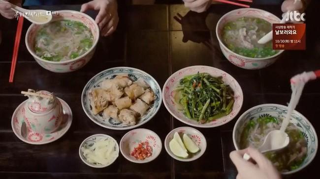 Phở Việt lại tiếp tục được lăng xê trên phim Hàn với một quán có tên cực dễ thương: Emời - Ảnh 4.