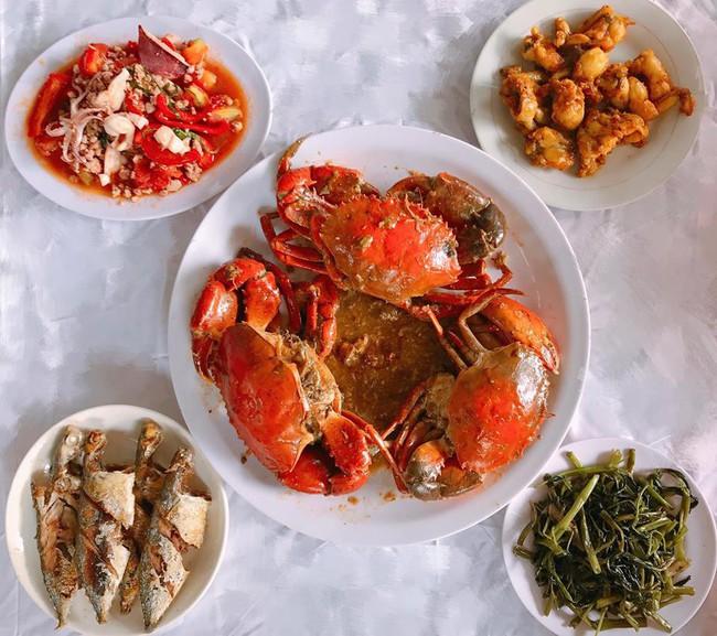 Mục sở thị mâm cơm nhà tự nấu của nữ diễn viên xinh đẹp Quỳnh Thư - Ảnh 6.