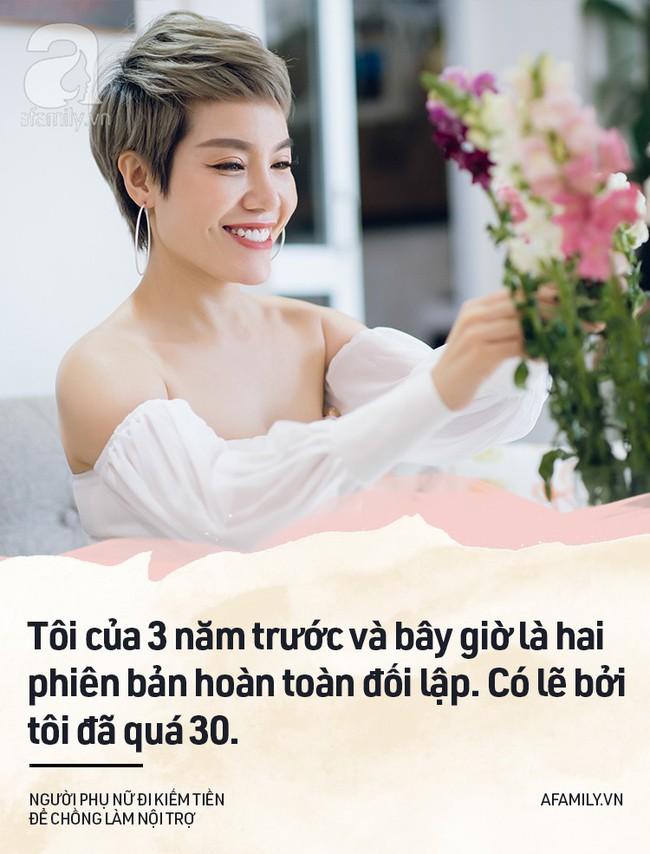 Chuyện của Vân Anh Trần - người đàn bà đẹp chọn việc xây nhà, nhường chồng lui về hậu phương xây tổ ấm - Ảnh 3.