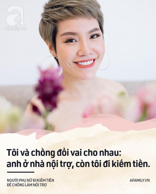 Chuyện của Vân Anh Trần - người đàn bà đẹp chọn việc xây nhà, nhường chồng lui về hậu phương xây tổ ấm - Ảnh 1.