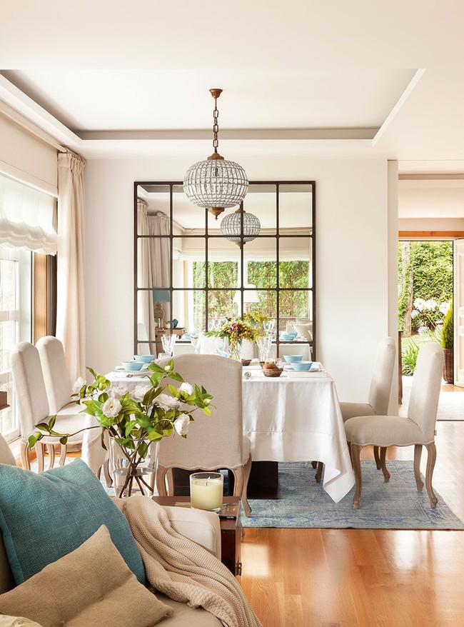 10 ý tưởng trang trí phòng ăn đẹp mắt lại dễ bắt chước để chị em làm mới tổ ấm - Ảnh 2.