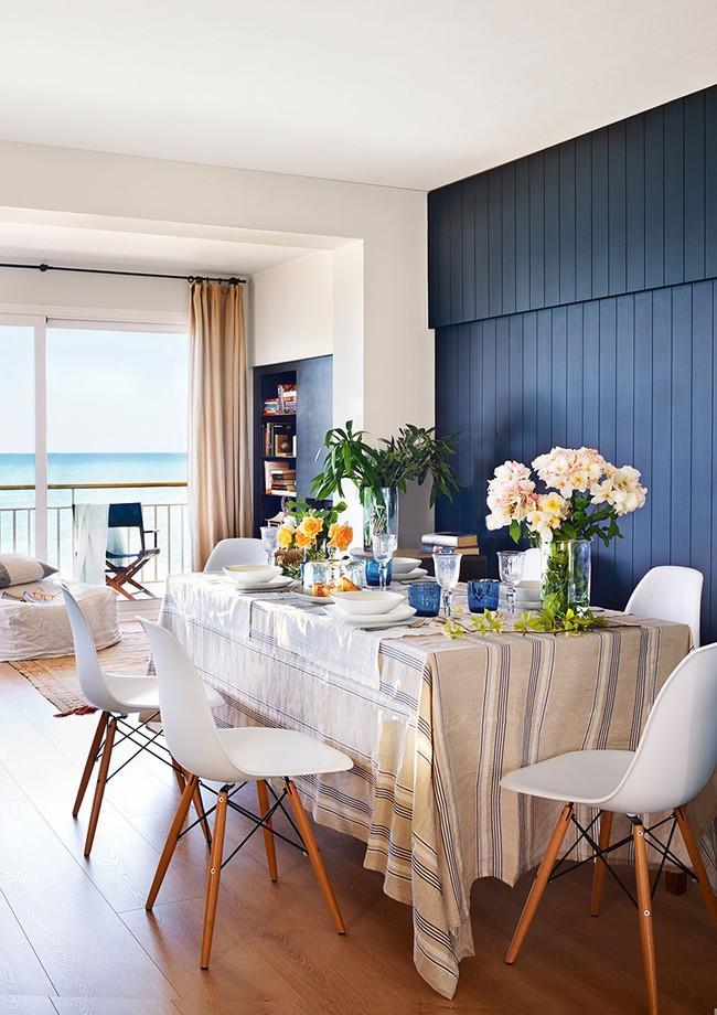 10 ý tưởng trang trí phòng ăn đẹp mắt lại dễ bắt chước để chị em làm mới tổ ấm - Ảnh 5.