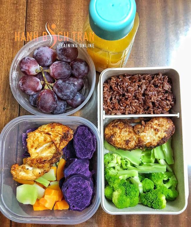 10 thực đơn giảm cân giúp bạn vừa ăn no lại vừa có sức tập gym khỏe phăm phăm được HLV tiết lộ - Ảnh 7.