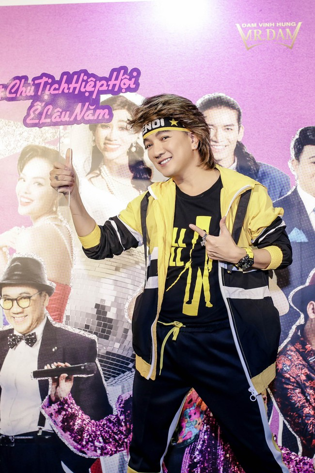 Đàm Vĩnh Hưng mời cả showbiz đóng MV, khẳng định vẫn còn ở đỉnh vinh quang - Ảnh 4.