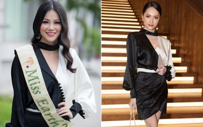 Phương Khánh và Hương Giang: 2 Hoa hậu chiến thắng oanh liệt đã có cuộc đối đầu nảy lửa - Ảnh 6.