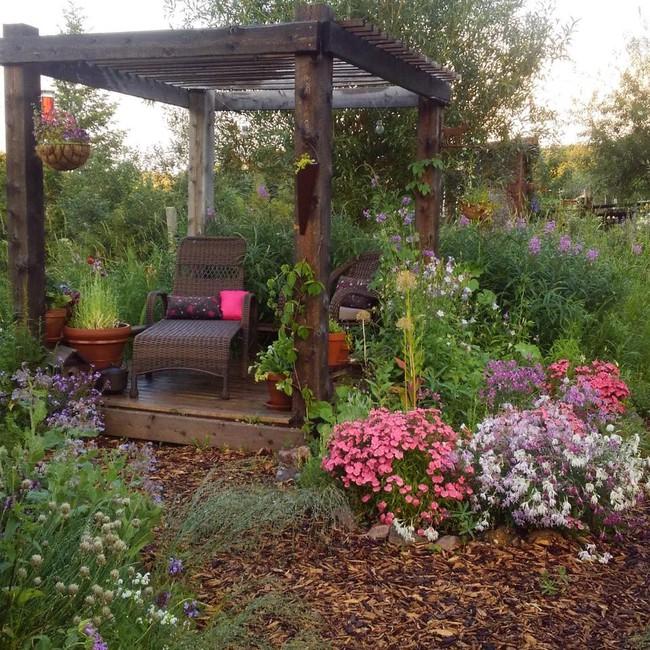 Cuộc sống đẹp như cổ tích của cặp vợ chồng trong căn nhà gỗ cùng mảnh vườn rộng 1.700m²  - Ảnh 10.