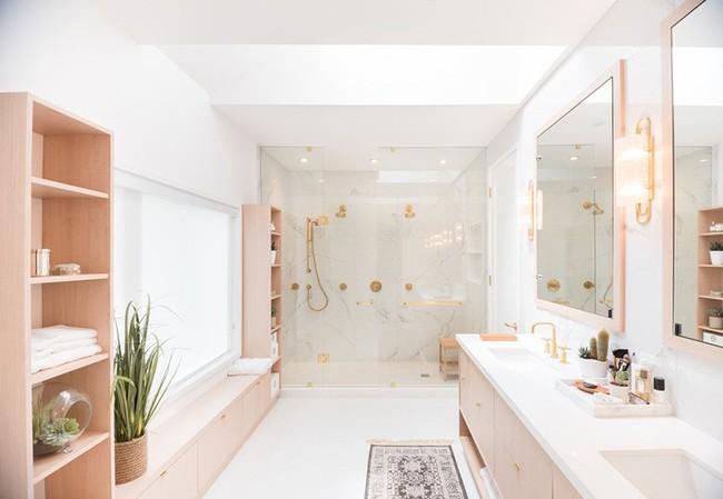 Cứ nhẹ nhàng, đơn giản như những căn phòng tắm Scandinavian cũng đủ khiến biết bao người phải say đắm - Ảnh 15.