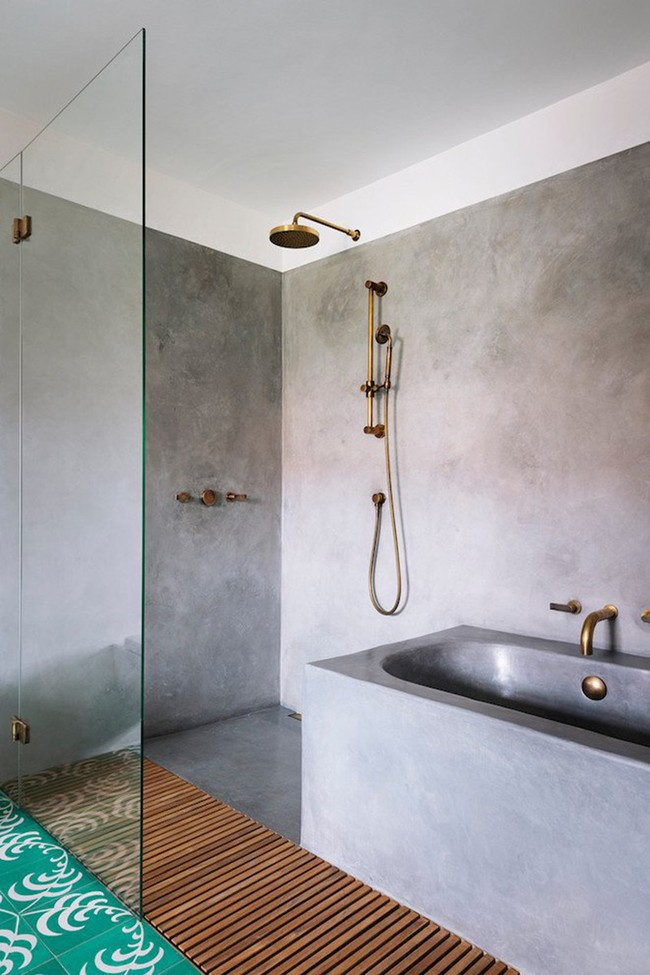 Cứ nhẹ nhàng, đơn giản như những căn phòng tắm Scandinavian cũng đủ khiến biết bao người phải say đắm - Ảnh 6.