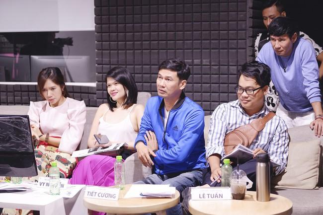 Minh Hà thả dáng mẹ 4 con đáng ghen tỵ khi cùng Lý Hải casting Lật mặt 4 - Ảnh 13.
