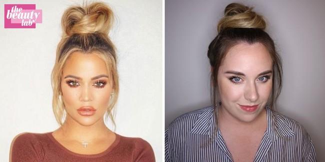 Hai cô nàng thử diện 14 kiểu tóc quằn quại của chị em nhà Kardashian trong 1 tuần và đây là cái kết - Ảnh 13.