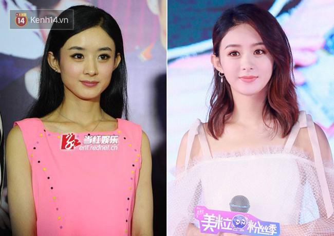 Triệu Vy, Tần Lam và nhiều mỹ nhân Hoa ngữ đều nhờ màu tóc này mà trẻ trung hơn vài tuổi - Ảnh 5.