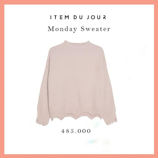 18 mẫu áo len mỏng đến từ các thương hiệu Việt khiến bạn say như điếu đổ và muốn sắm ngay trong mùa lạnh này - Ảnh 13.