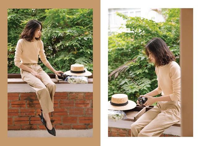 18 mẫu áo len mỏng đến từ các thương hiệu Việt khiến bạn say như điếu đổ và muốn sắm ngay trong mùa lạnh này - Ảnh 14.