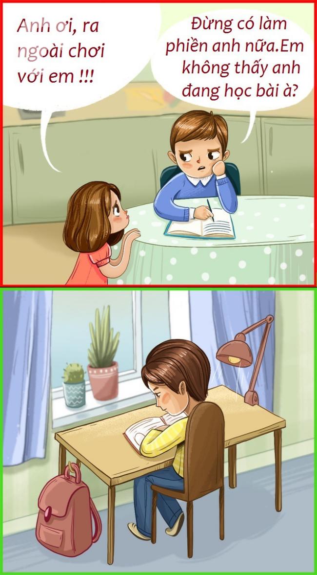 Bí quyết của cha mẹ thông thái giúp con đứng đầu lớp về thành tích học tập: Hướng dẫn thay vì làm hộ - Ảnh 3.