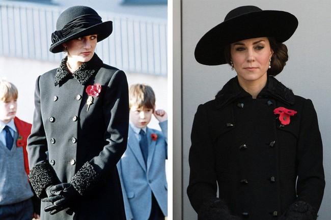 Nàng dâu tinh tế hiếm có chính là Công nương Kate: Thường xuyên bày tỏ lòng kính trọng mẹ chồng qua trang phục  - Ảnh 5.