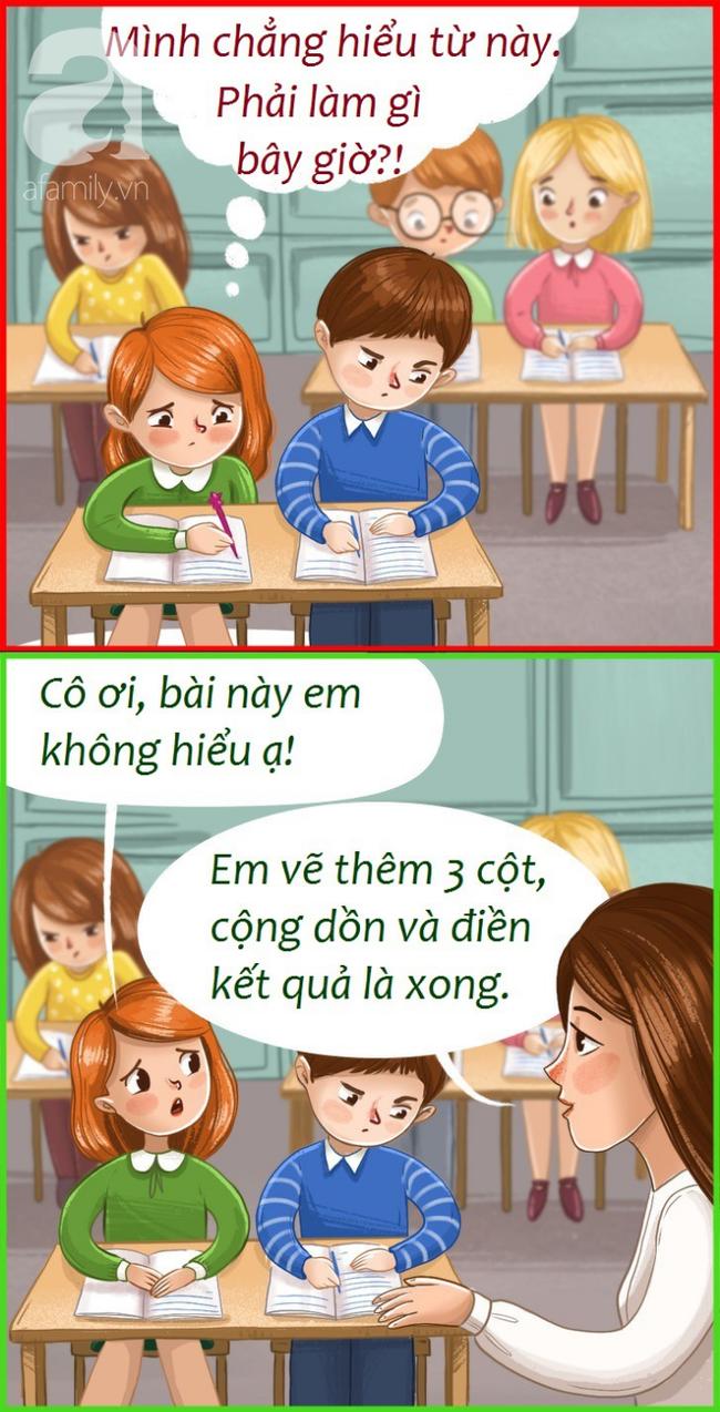 Bí quyết của cha mẹ thông thái giúp con đứng đầu lớp về thành tích học tập: Hướng dẫn thay vì làm hộ - Ảnh 7.
