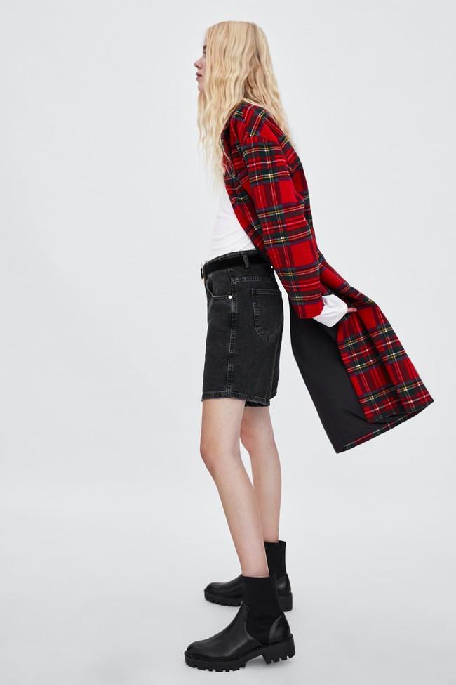15 đôi boots đến từ Zara sẽ giúp mọi set đồ mùa lạnh của các nàng tăng thêm vài phần sang xịn - Ảnh 15.