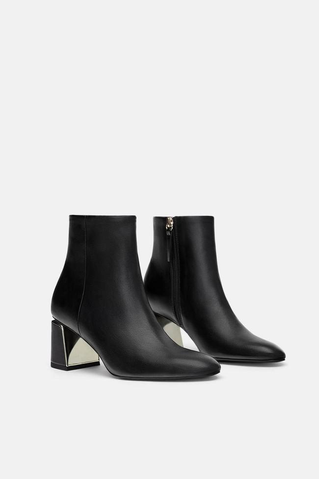 15 đôi boots đến từ Zara sẽ giúp mọi set đồ mùa lạnh của các nàng tăng thêm vài phần sang xịn - Ảnh 8.