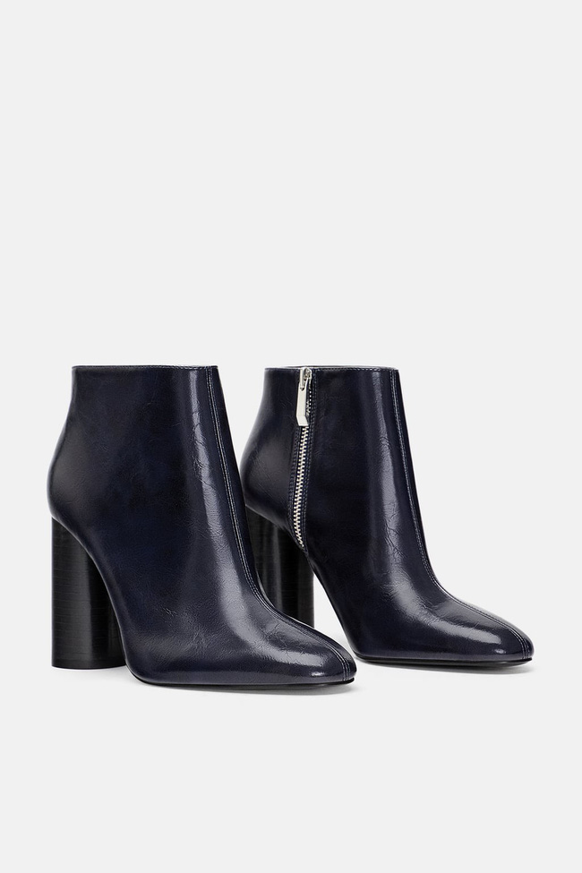 15 đôi boots đến từ Zara sẽ giúp mọi set đồ mùa lạnh của các nàng tăng thêm vài phần sang xịn - Ảnh 2.