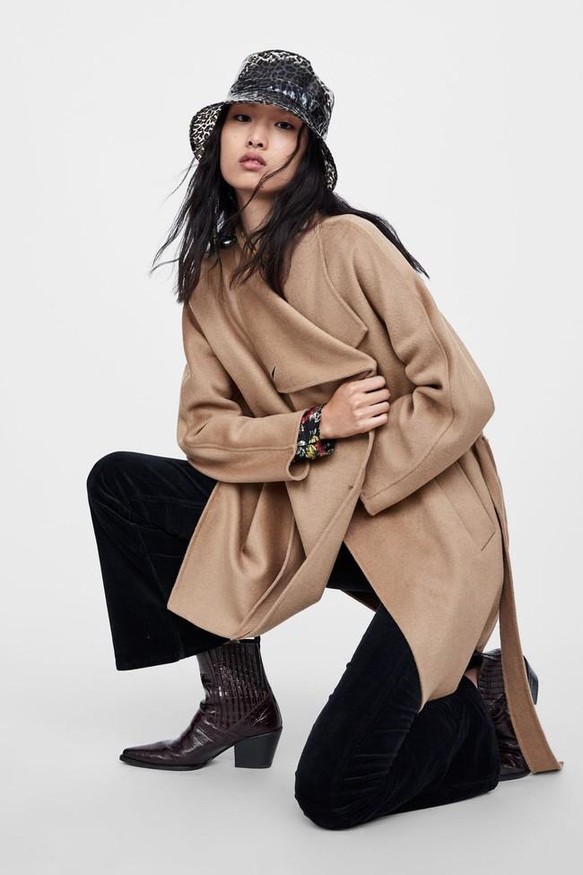 15 đôi boots đến từ Zara sẽ giúp mọi set đồ mùa lạnh của các nàng tăng thêm vài phần sang xịn - Ảnh 9.