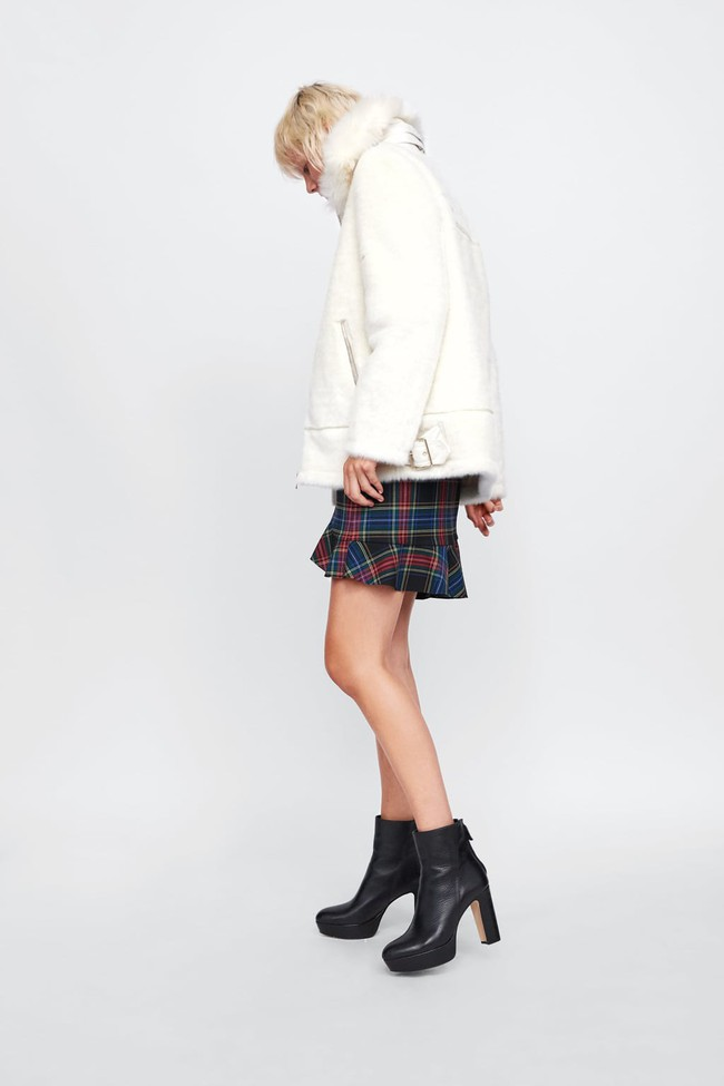 15 đôi boots đến từ Zara sẽ giúp mọi set đồ mùa lạnh của các nàng tăng thêm vài phần sang xịn - Ảnh 12.