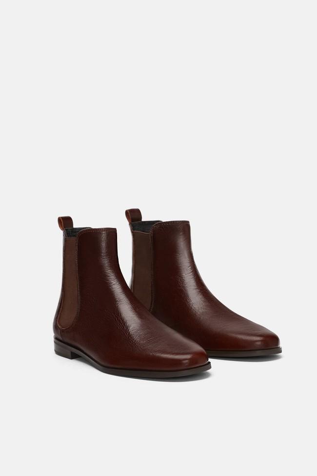 15 đôi boots đến từ Zara sẽ giúp mọi set đồ mùa lạnh của các nàng tăng thêm vài phần sang xịn - Ảnh 6.
