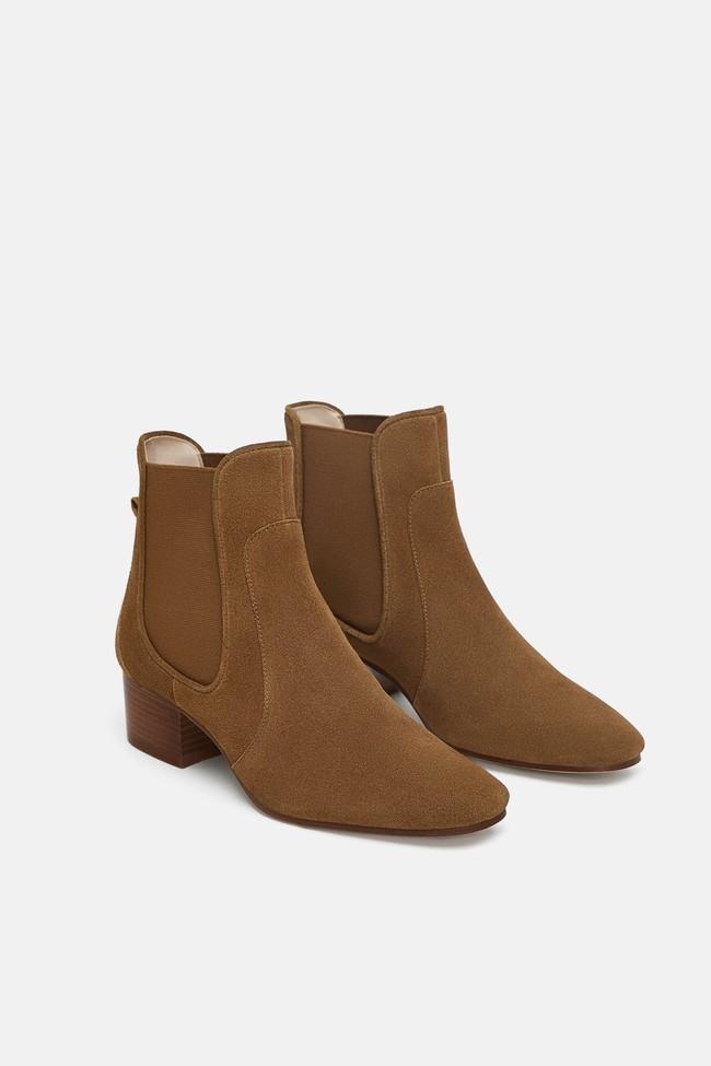 15 đôi boots đến từ Zara sẽ giúp mọi set đồ mùa lạnh của các nàng tăng thêm vài phần sang xịn - Ảnh 4.